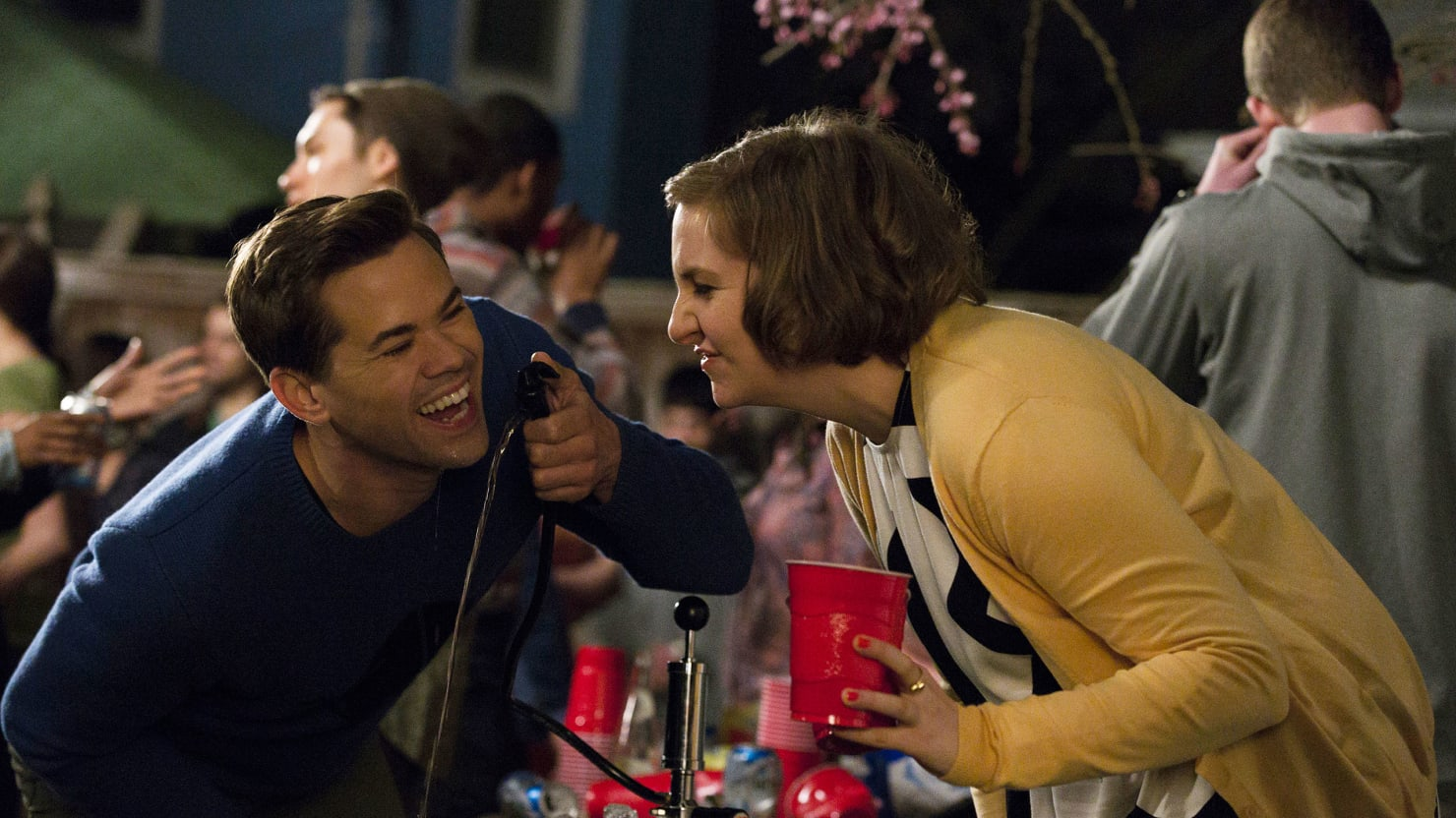 Talking Handjobs and Coke Parties With 'Girls' Star Andrew ...