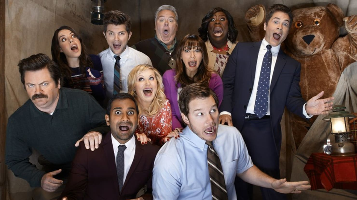 The Brilliant, Utterly Depressing 'Parks and Rec' Premiere—and the End of a Comedy Era