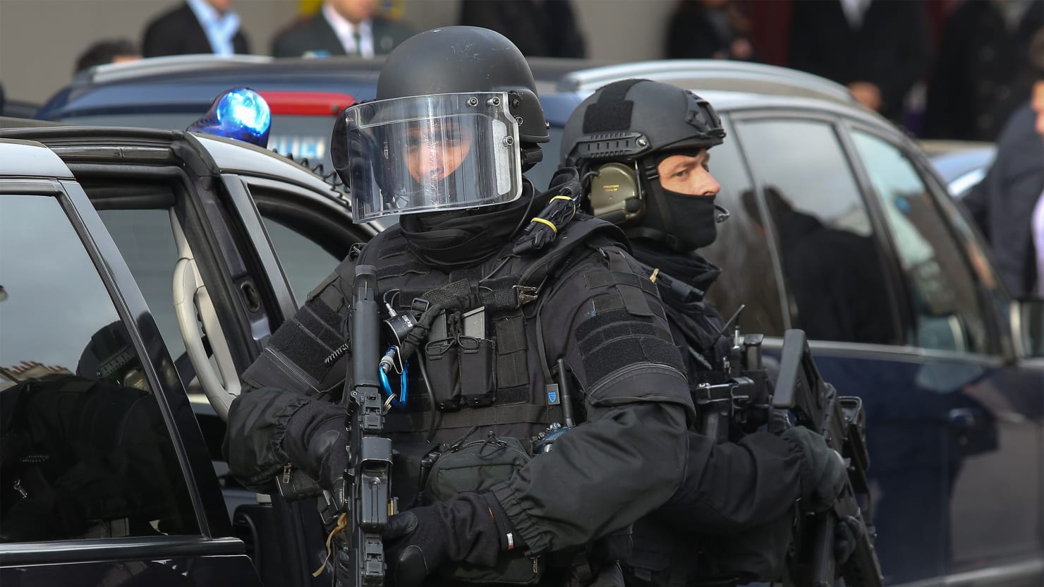France's SEAL Team Six