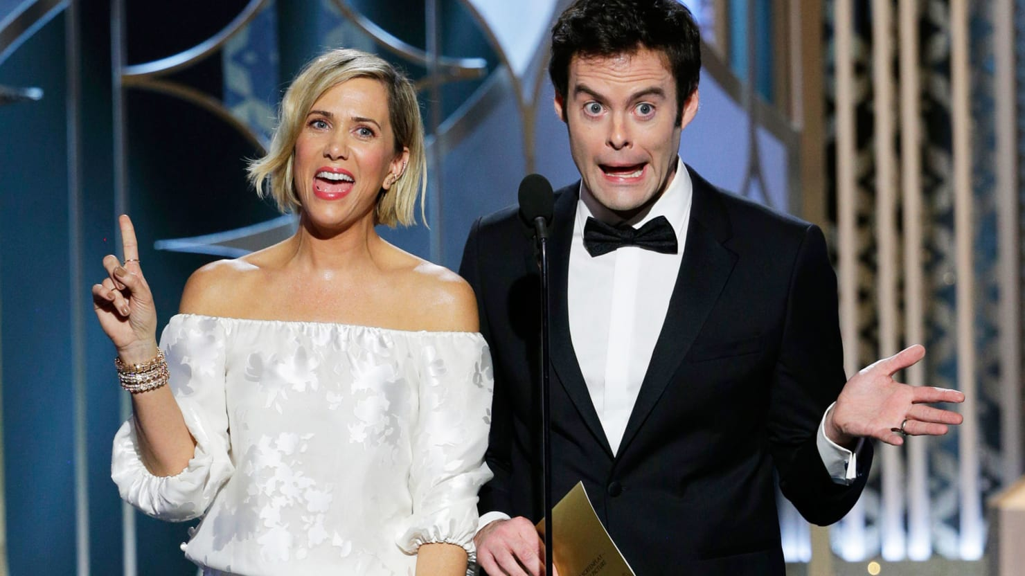 The Best Golden Globes Moments: All Hail Amy Poehler and Tina Fey