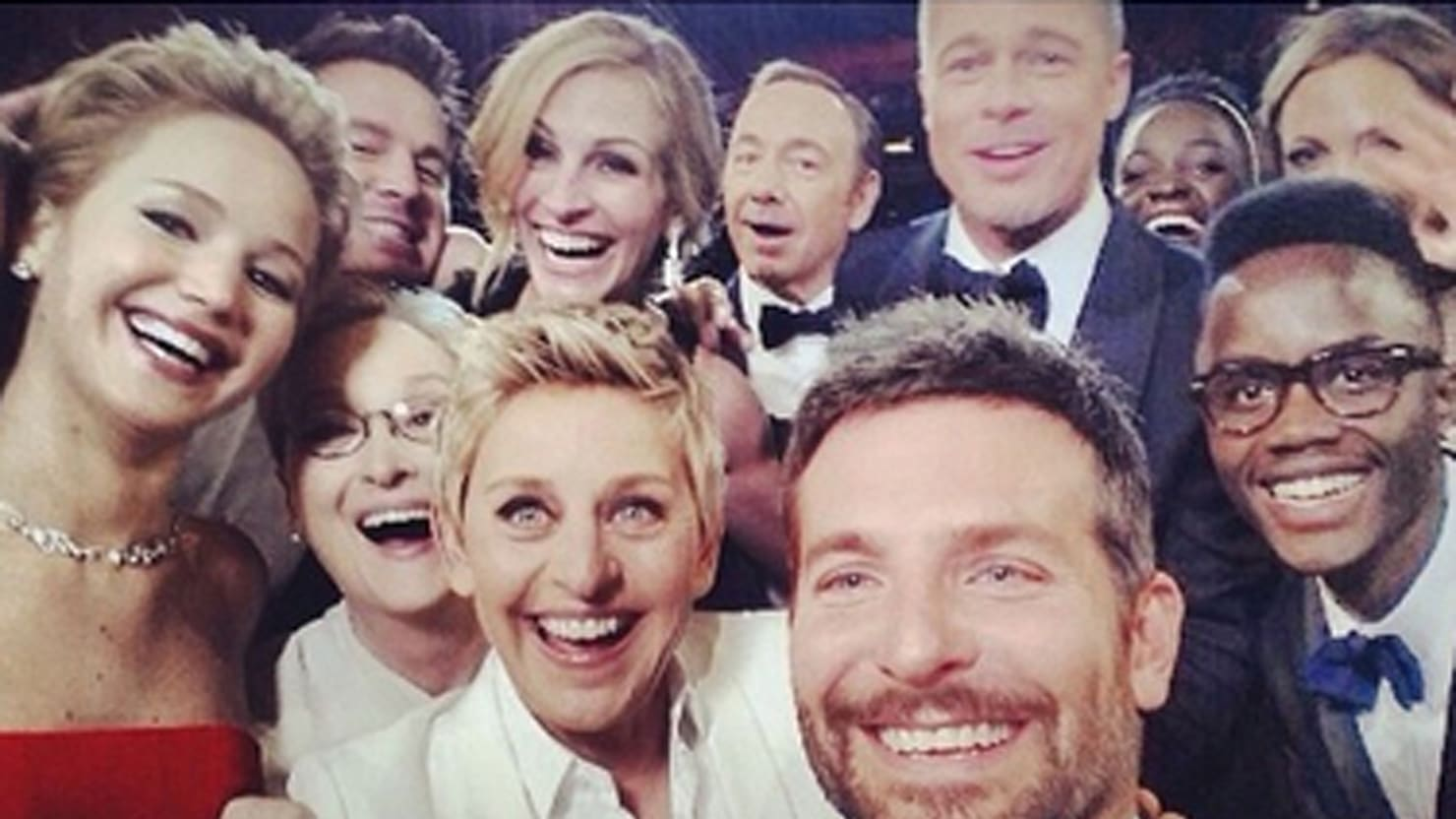 The Best Celebrity Instagrams of 2014