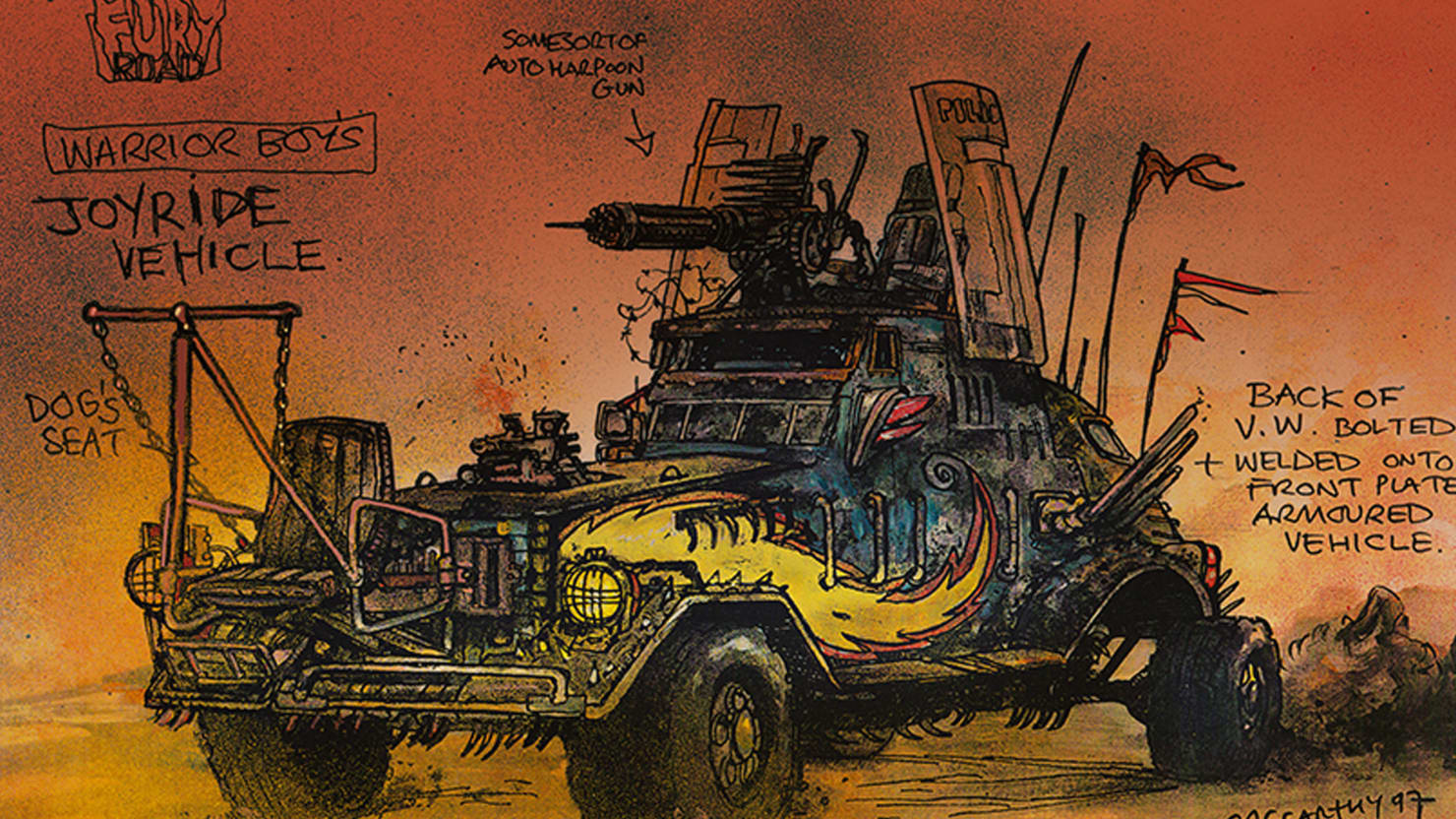 Post Apocalyptic Cars For Sale