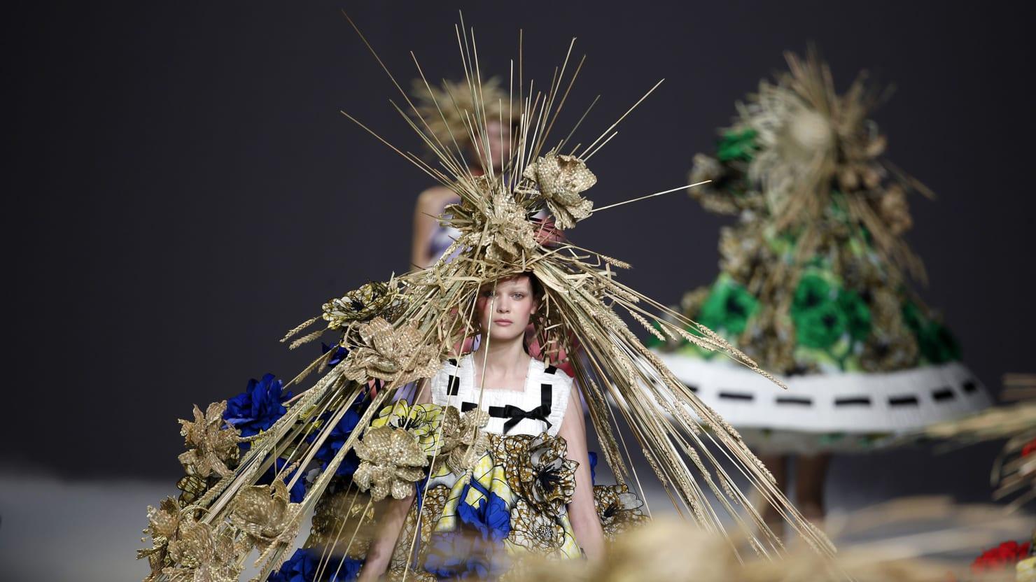 Paris's Craziest Couture Shows (Photos)