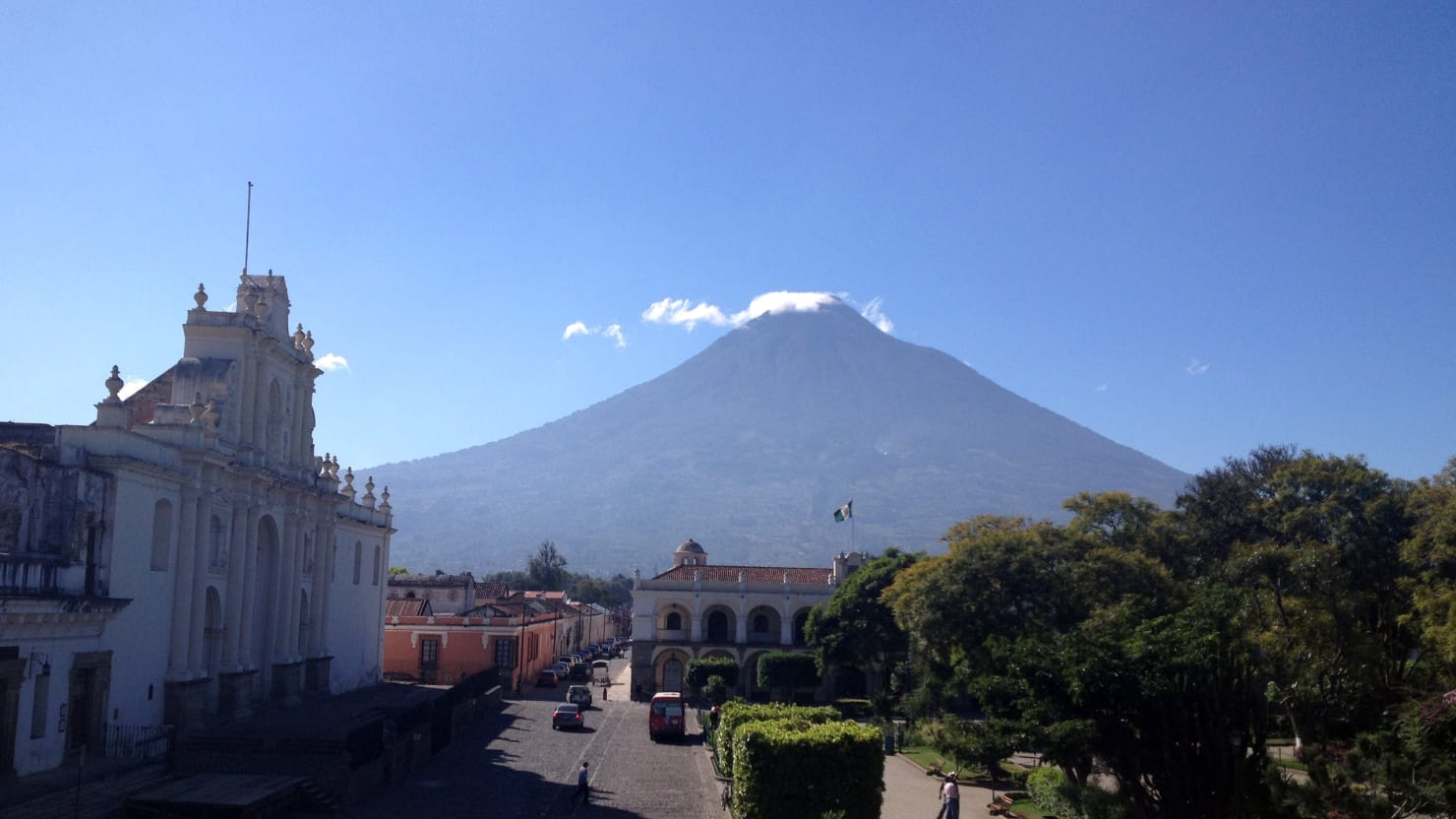 There Are Bugs in Your Coffee and Other Things I Learned in Antigua, Guatemala