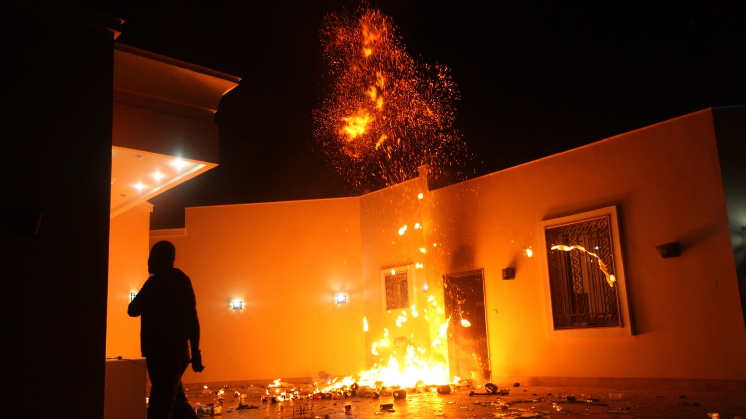State Department: Benghazi Not Planned By 'Core Al Qaeda'