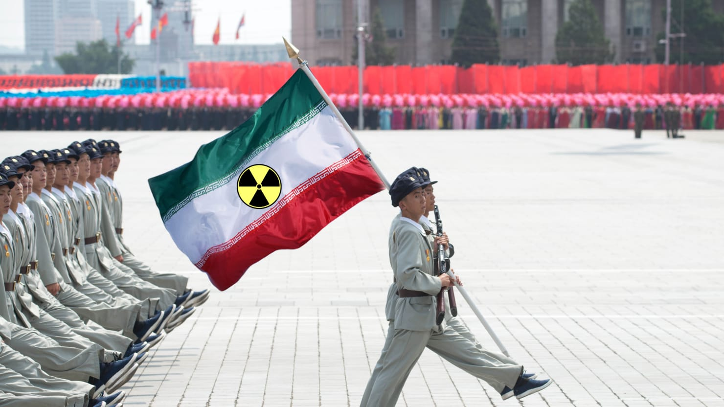 Iran and North Korea: The Nuclear 'Axis of Resistance'
