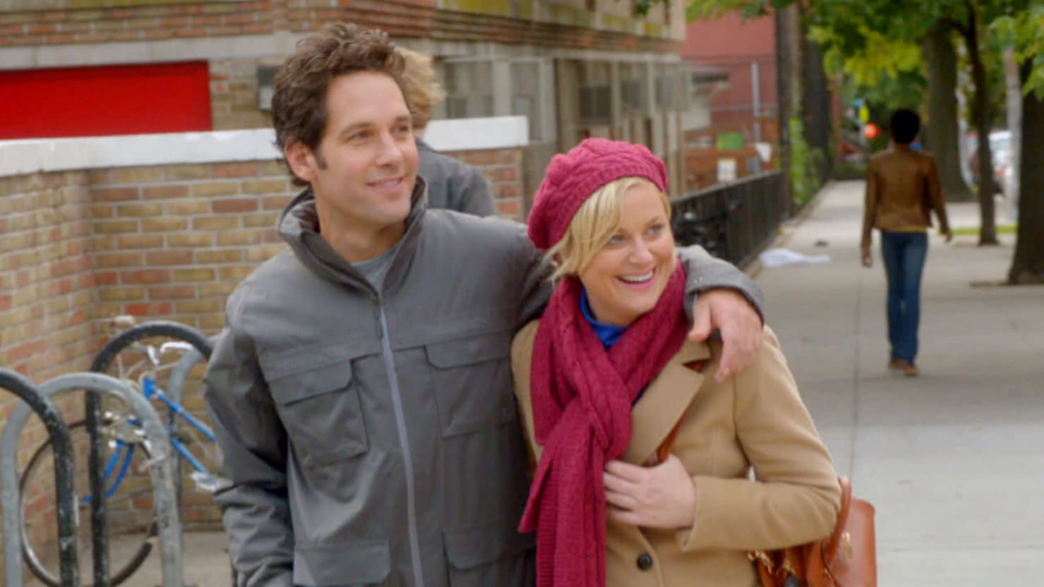 Paul Rudd and Amy Poehler's Ultimate Rom Com Spoof 'They Came Together'