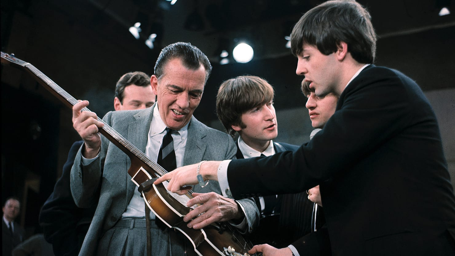 A Revolution With Guitars How The Beatles Changed Everything