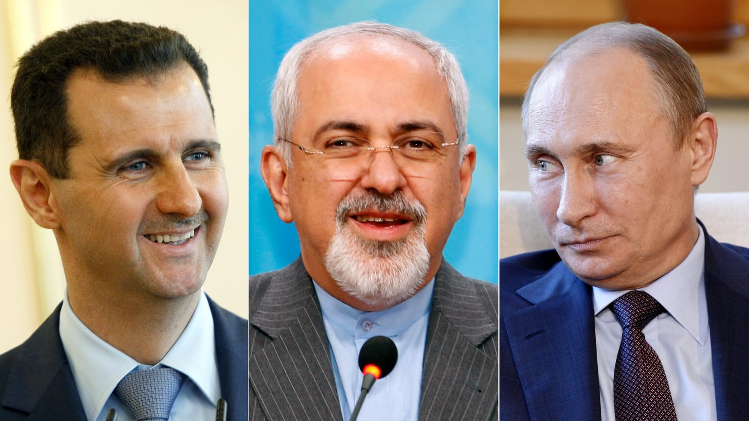 How Iran, Putin and Assad Outwitted America