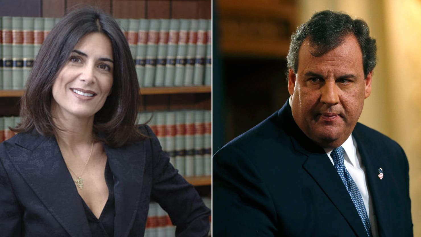 Law Offices Rosemarie Arnold: Better Call Rosemarie! Meet The Lawyer Suing Christie Over