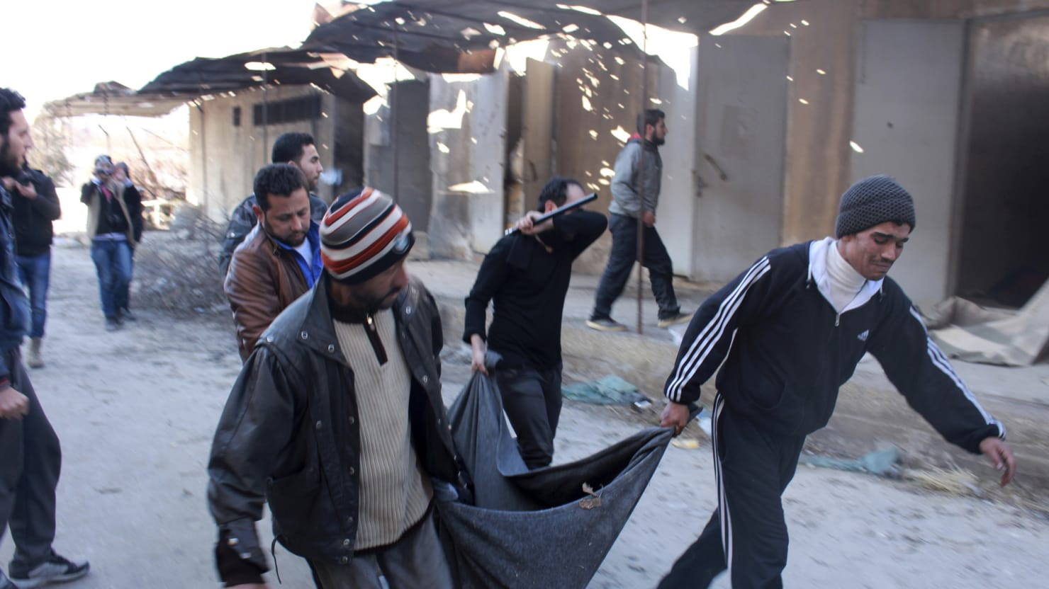 Experts: Al Qaeda Infighting In Syria Leaves 700 Dead