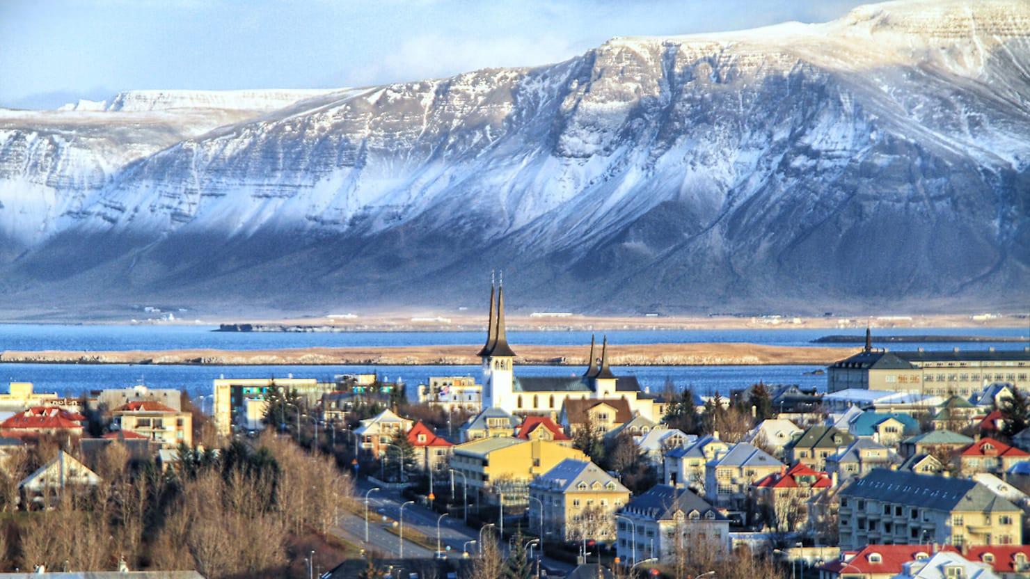 Literary City: Sjón's Reykjavik
