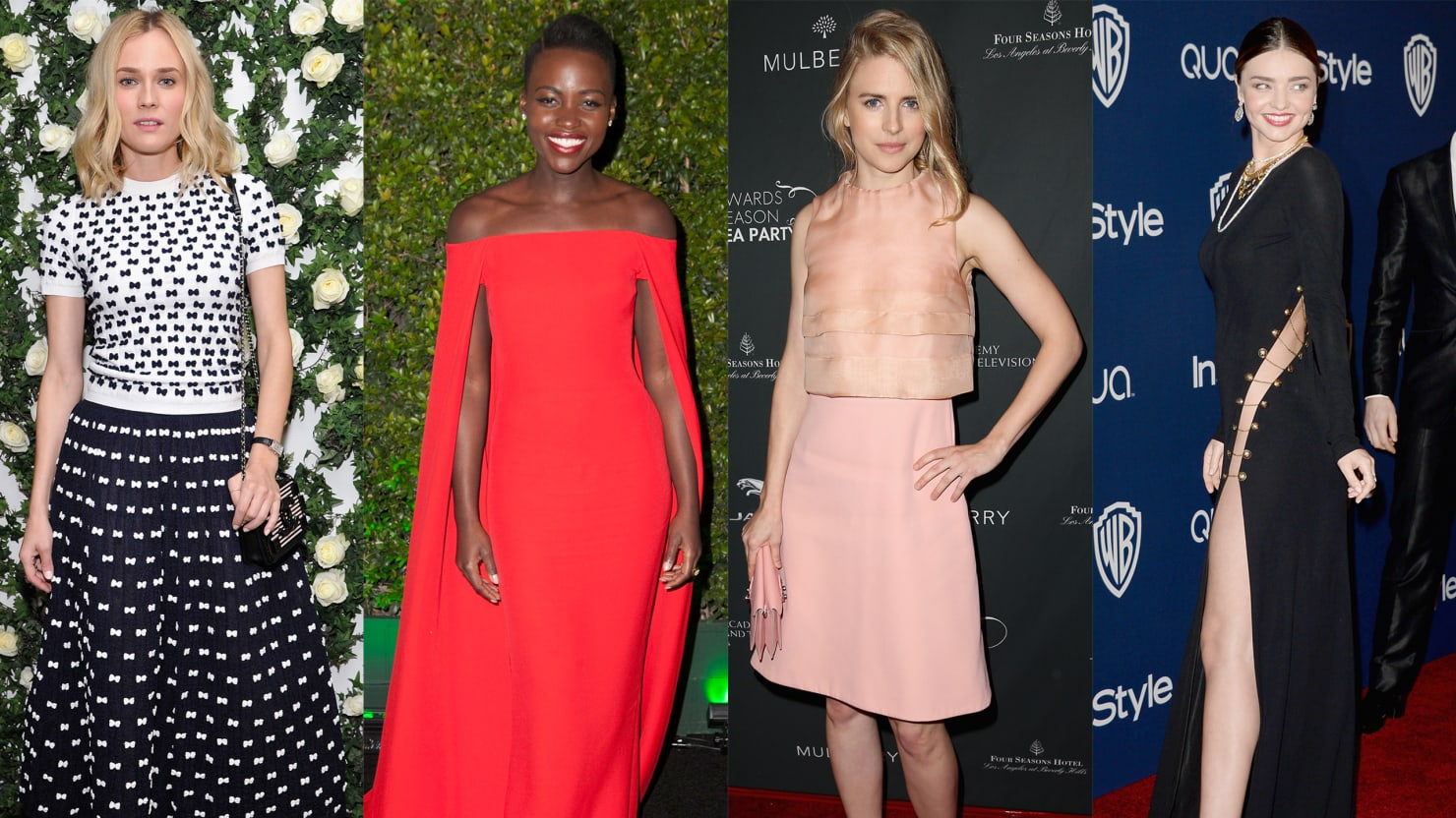From Miranda Kerr to Lupita Nyong'o, the Best and Worst Dressed of the Week (Photos)