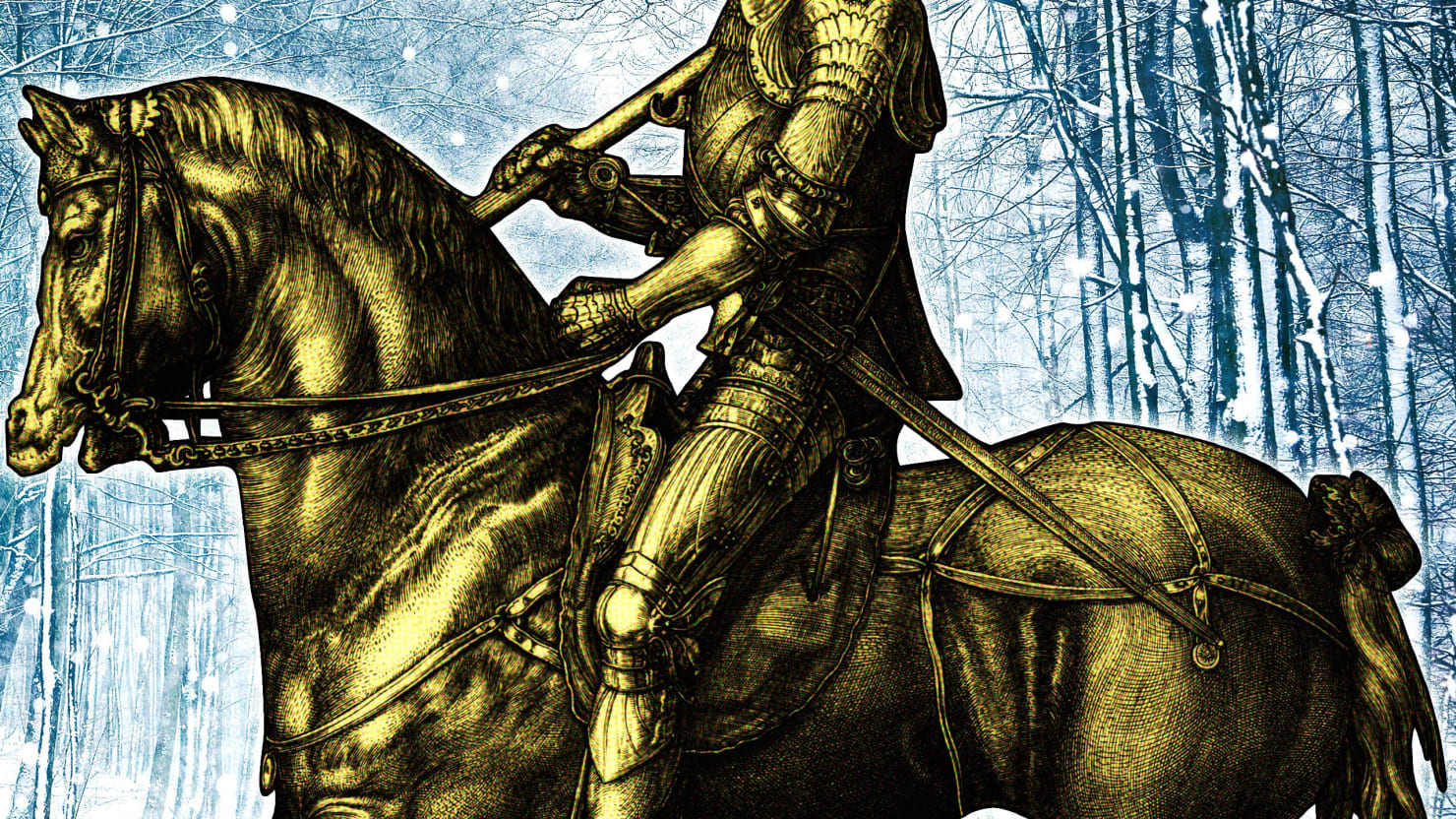 England's Greatest Knight Puts 'Game of Thrones' to Shame