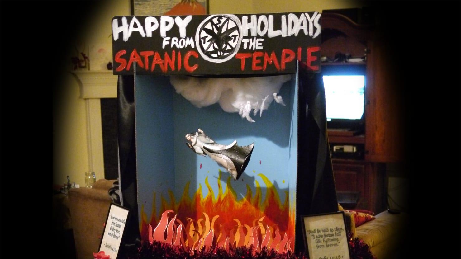 In Florida, 'Tis The Season for Satan