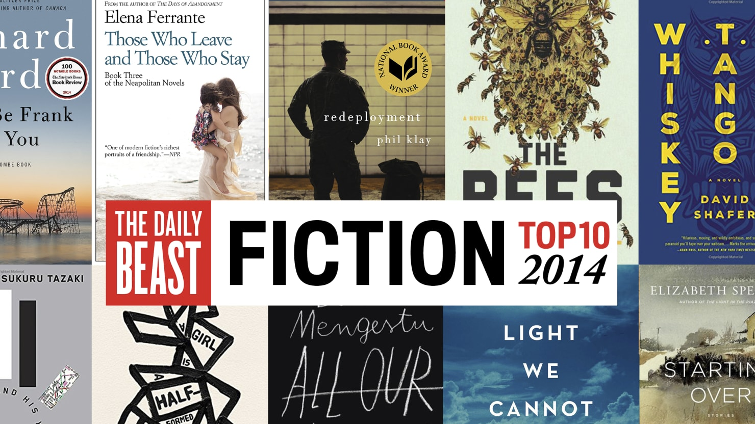 The Best Fiction of 2014: Ford, Ferrante, Klay, and More