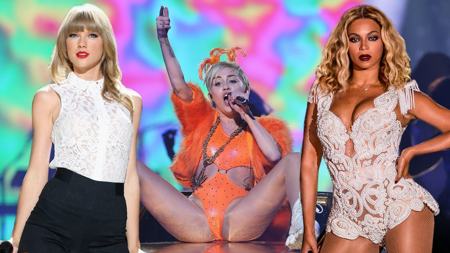 10 Biggest Grammy Award Snubs and Surprises: Meghan Trainor, Miley ...