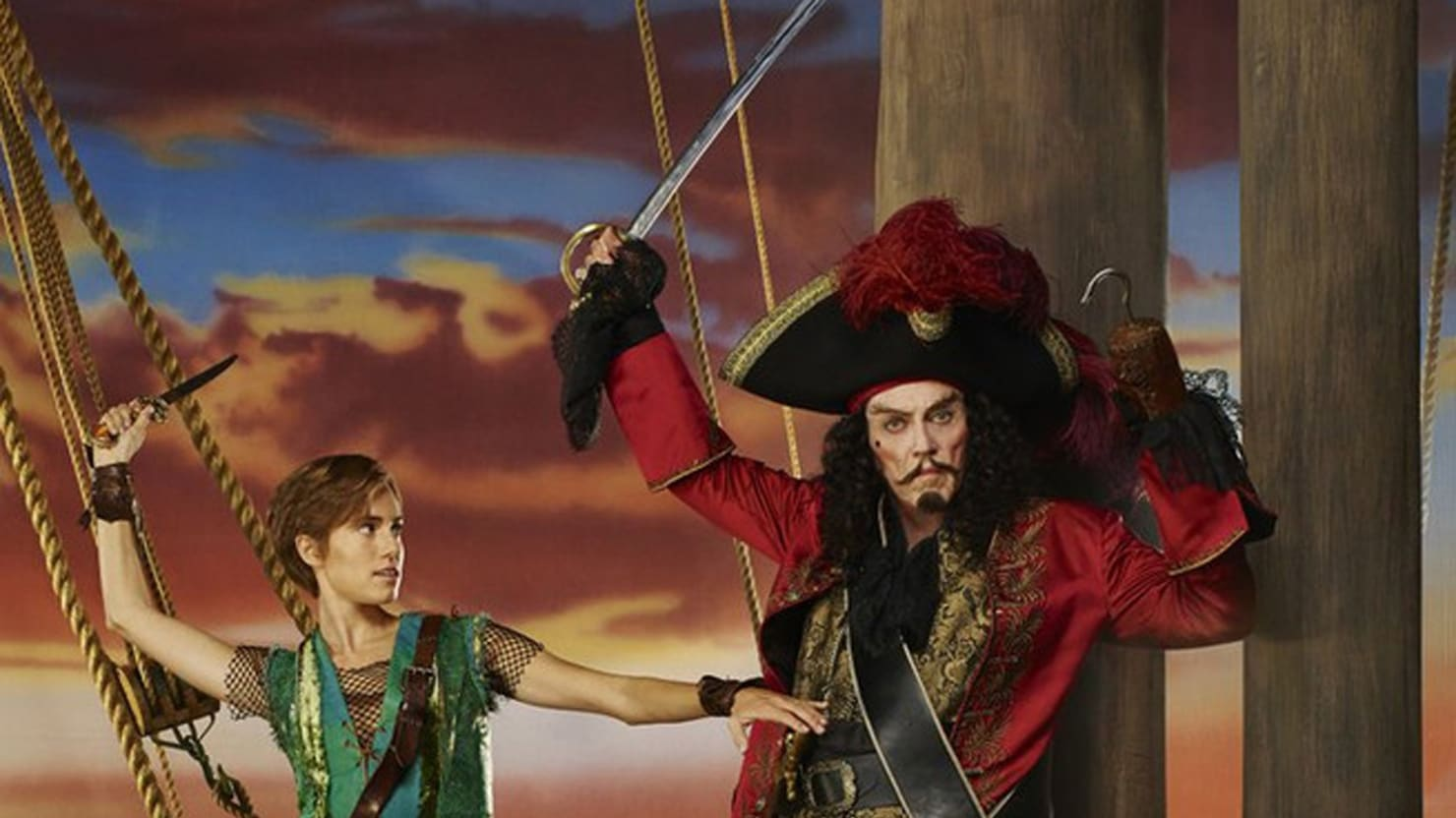 peter pan  review  amount  clapping brings   life