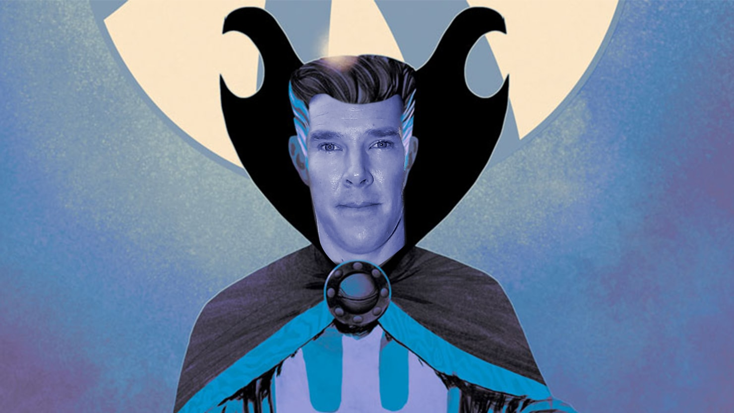 The Flying Sorcery of Dr. Strange: Benedict Cumberbatch Is Marvel's Most Bizarre Magician
