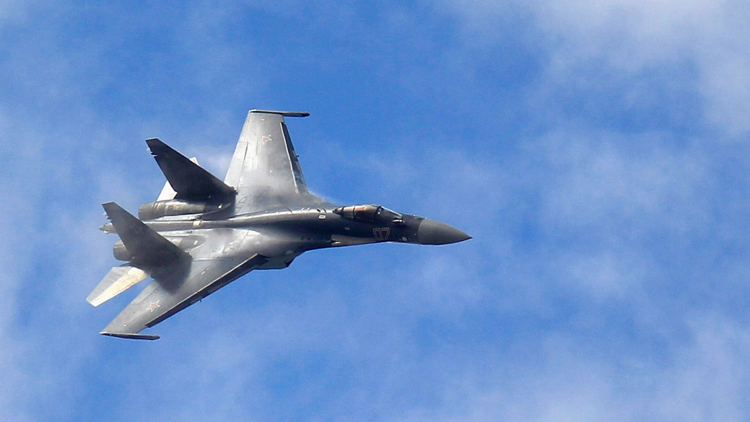 Pentagon Worries That Russia Can Now Outshoot U.S. Stealth Jets