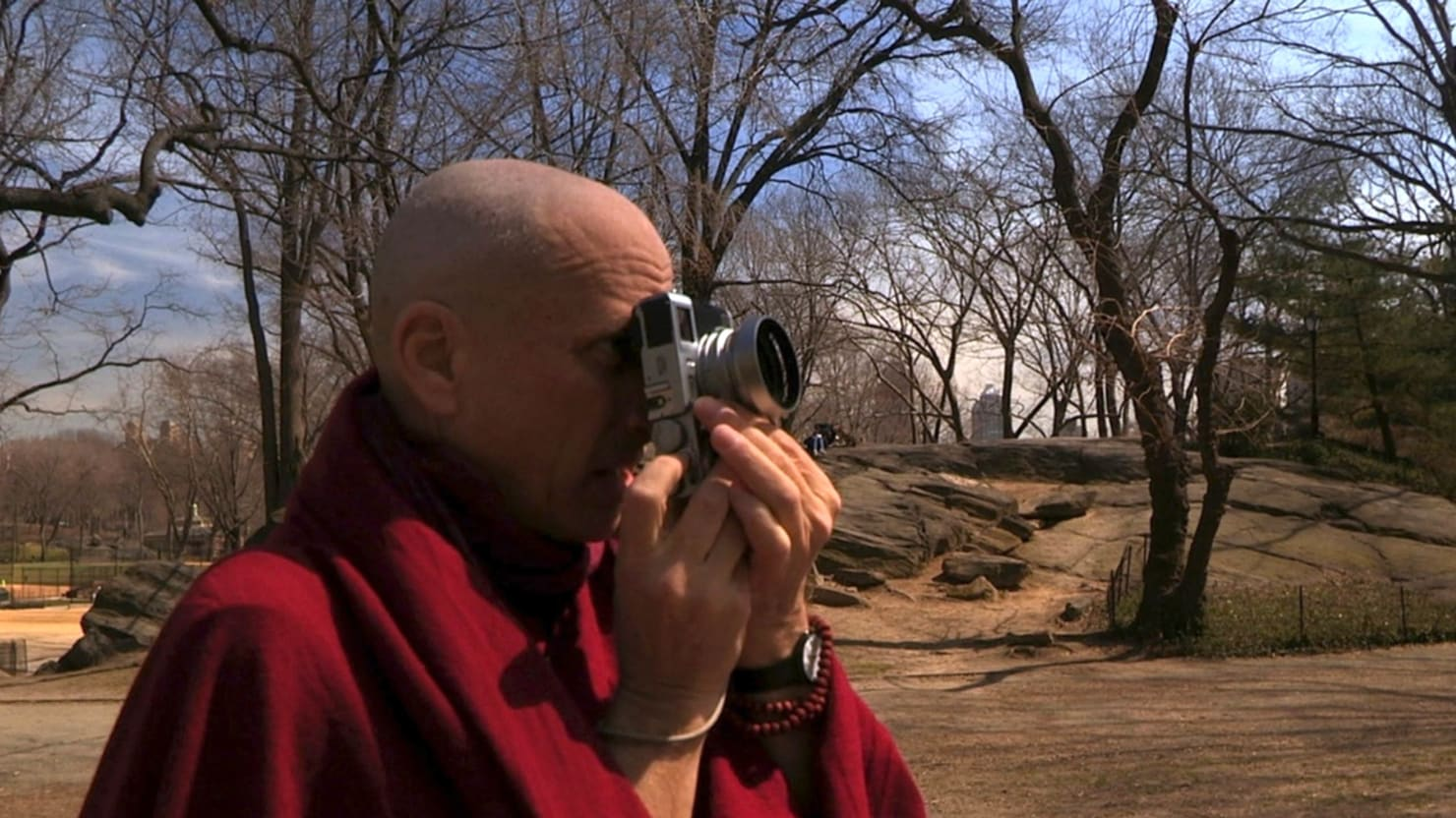 From Fashion Player to Photographer Monk