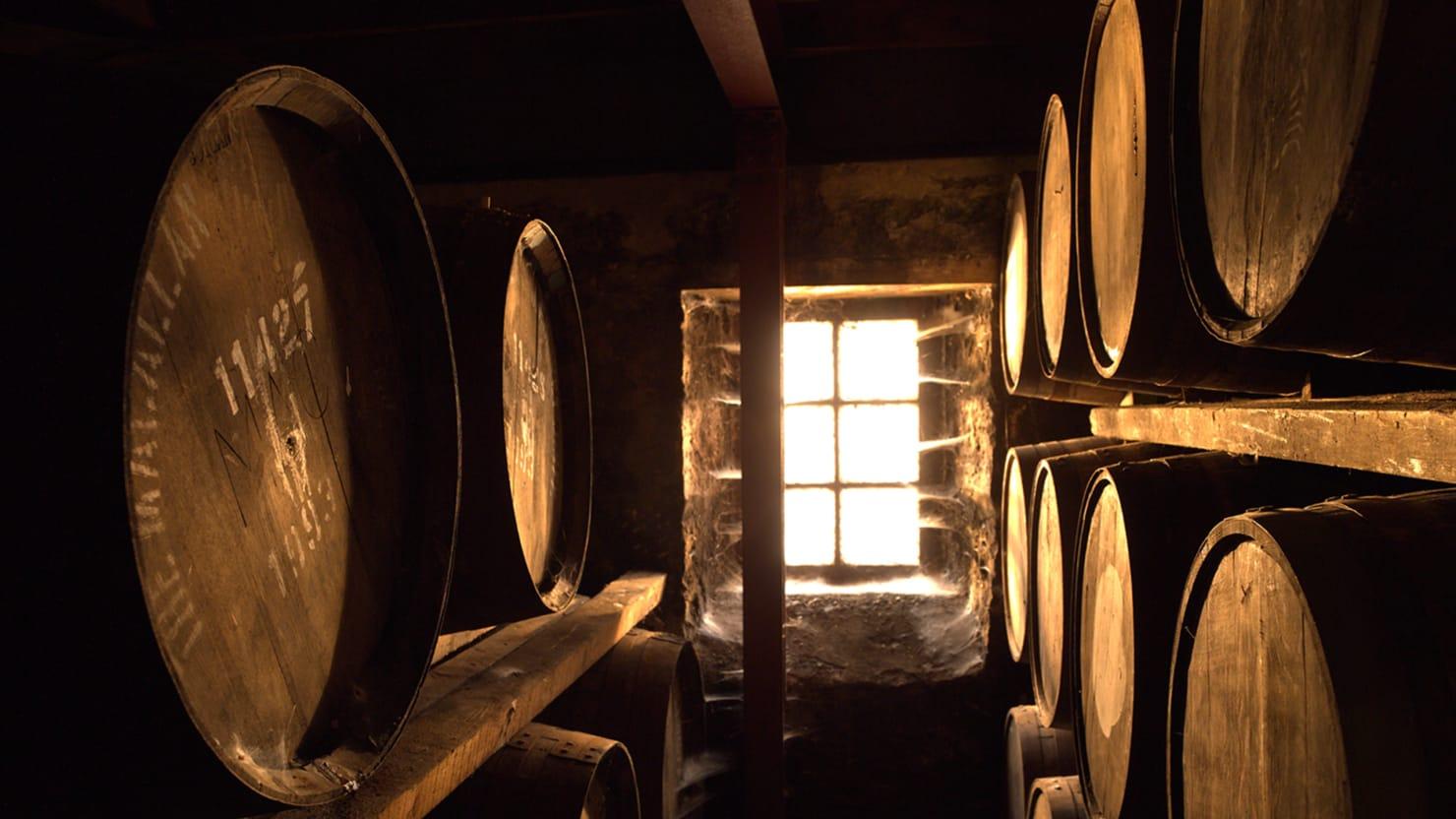 How Much Do Whisky Casks Really Affect Taste?
