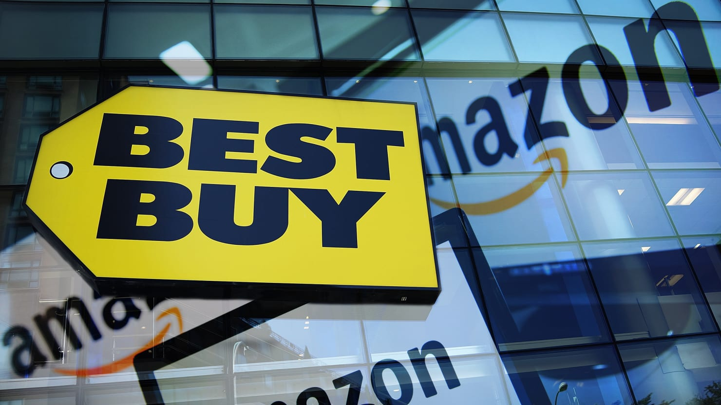 Best Buy Punches Back at Amazon