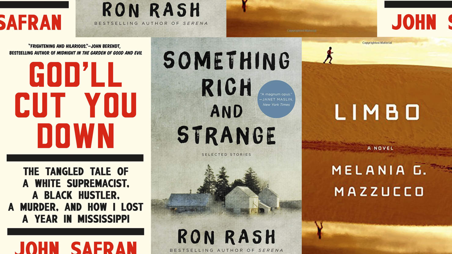 This Week's Hot Reads: December 22, 2014