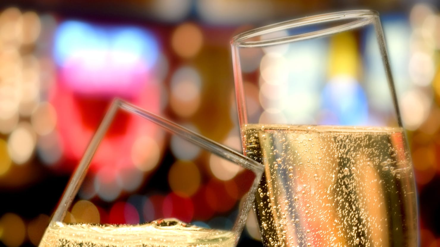 Champagne: You're Drinking It All Wrong