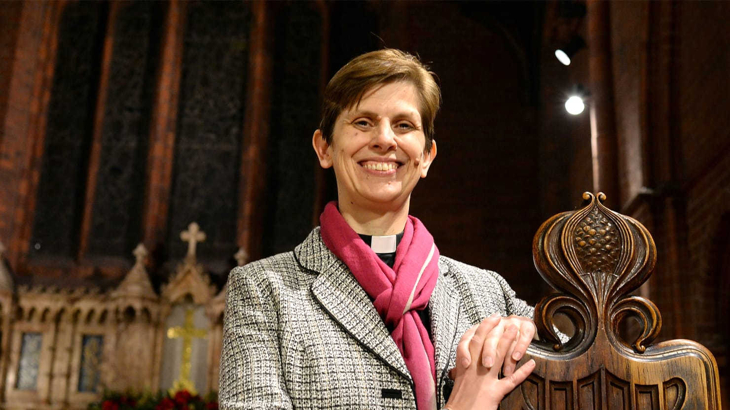 first anglican woman bishop a return to christian roots