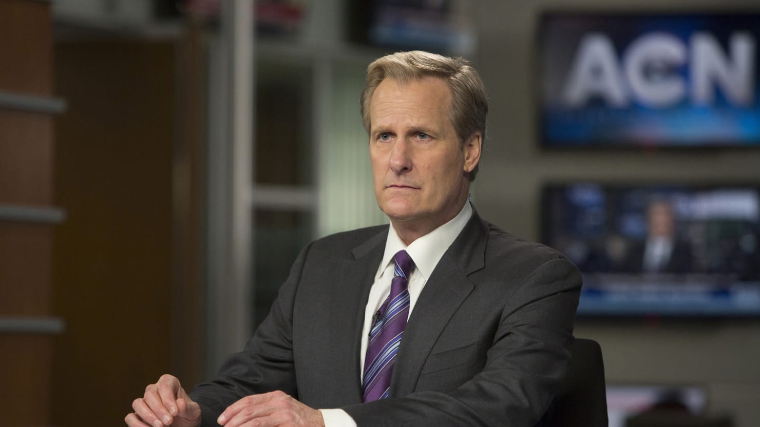 'The Newsroom' Ended As It Began: Noble, Controversial ...
