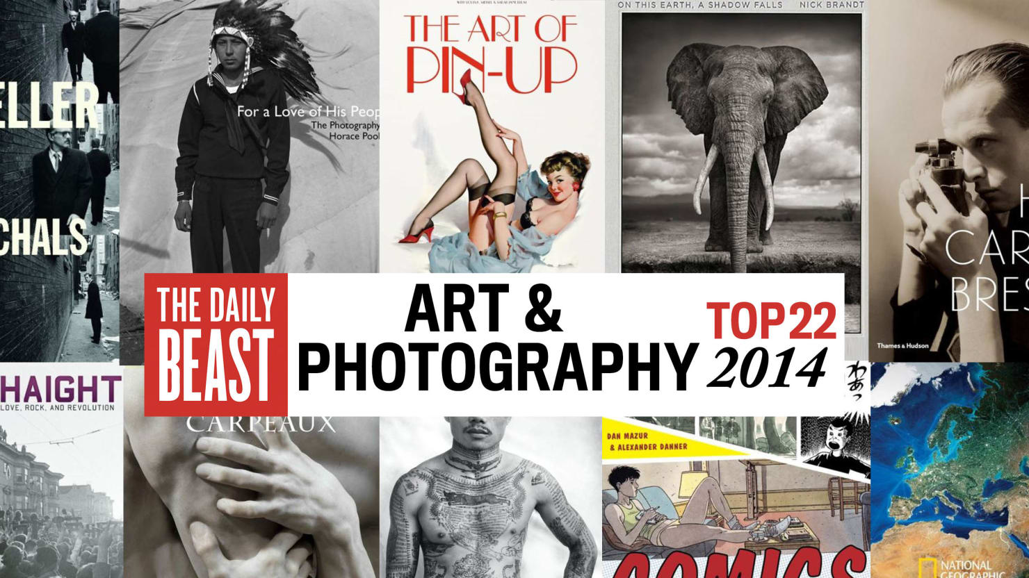 The best coffee table books of 2014 the daily beast geotapseo Image collections