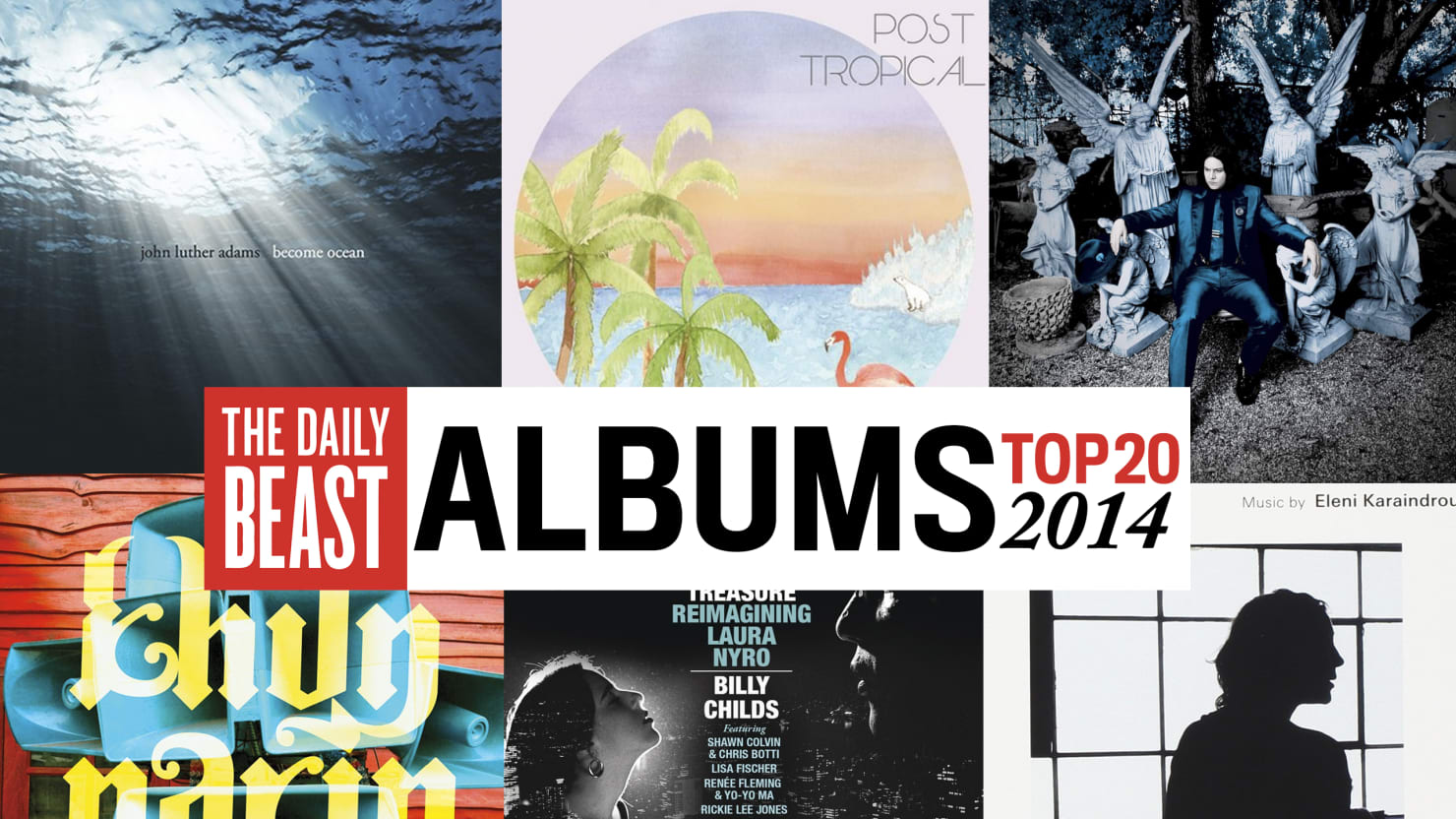 The Greatest Albums of 2014