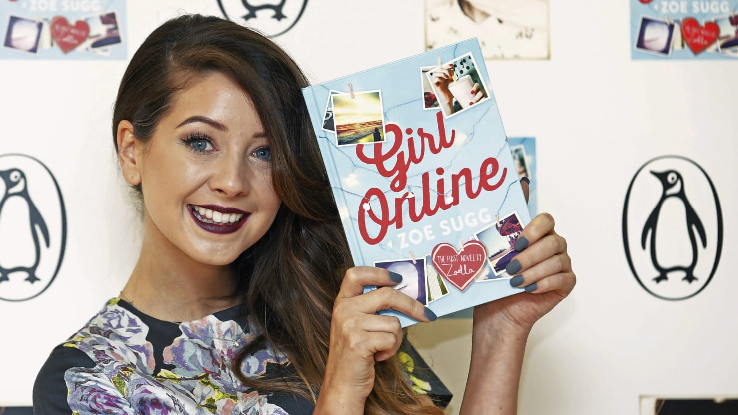 Meet zoellathe newbie author whose book sales topped jk rowling m4hsunfo