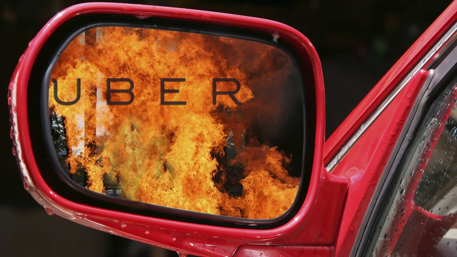 Things Are Going Downhill Fast for Uber