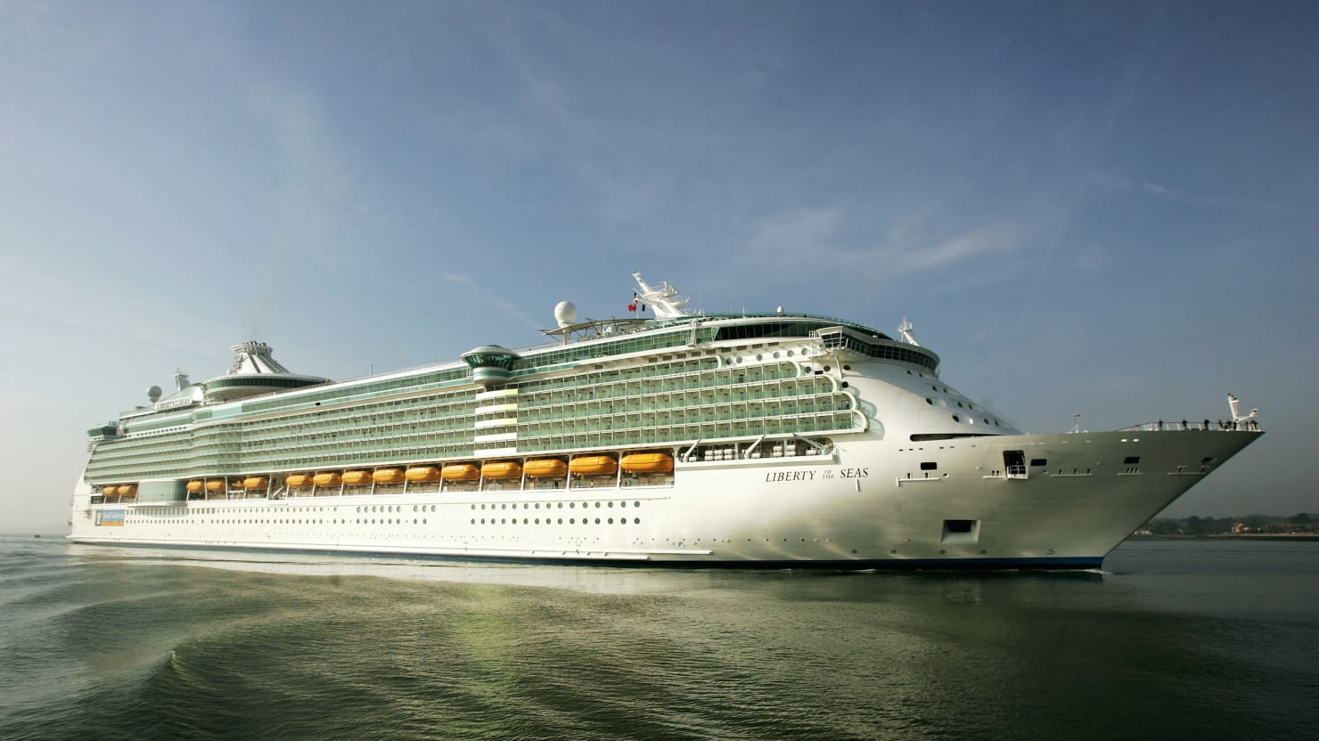Cruise Ships Dump B Gallons Of Sewage The Daily Beast - Cruise ship sewage