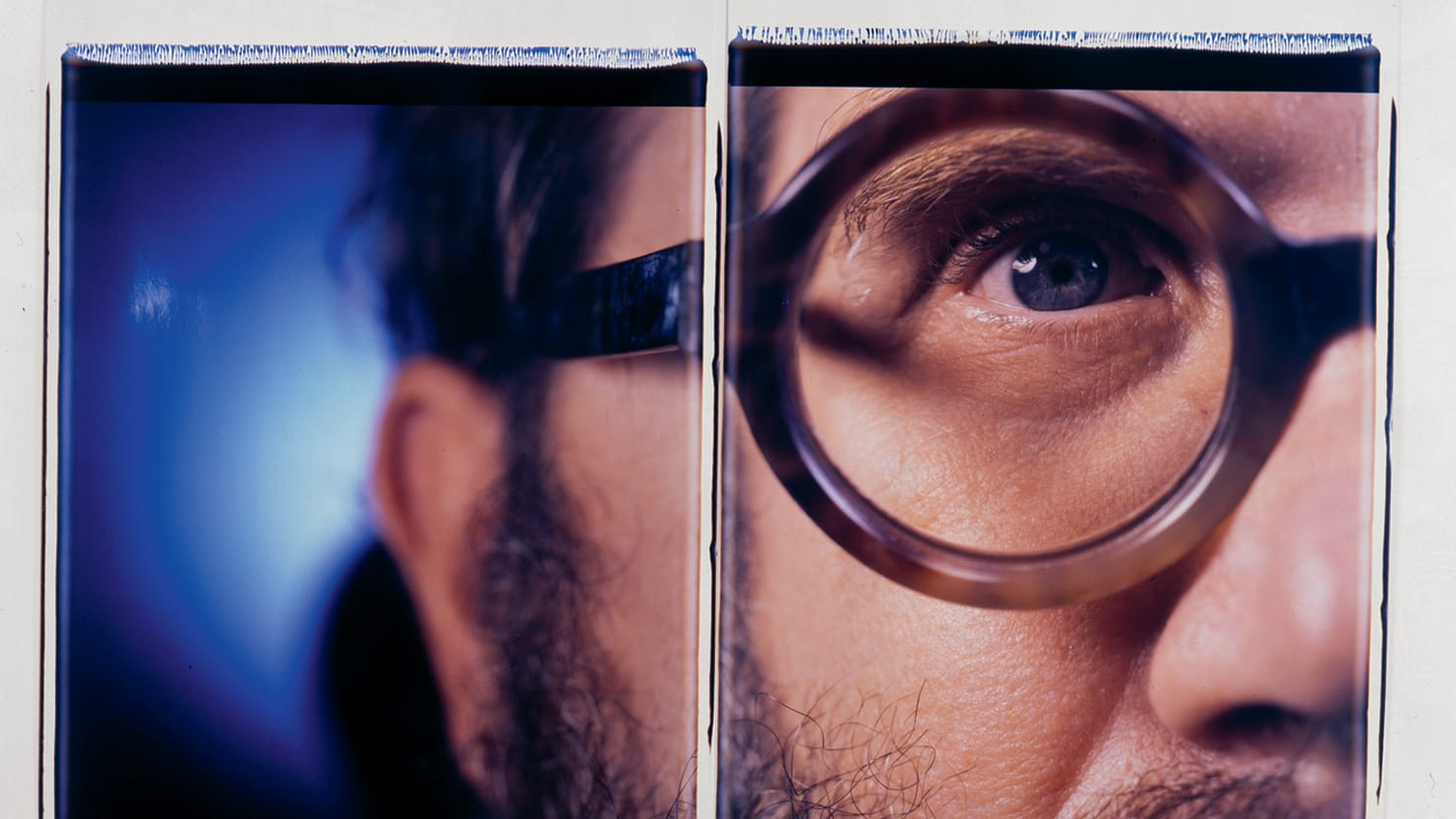 The Many Faces of 'Chuck Close: Photographer' (PHOTOS)