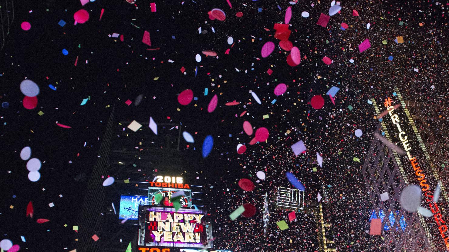 New Year's Celebrations Around the World (Photos)