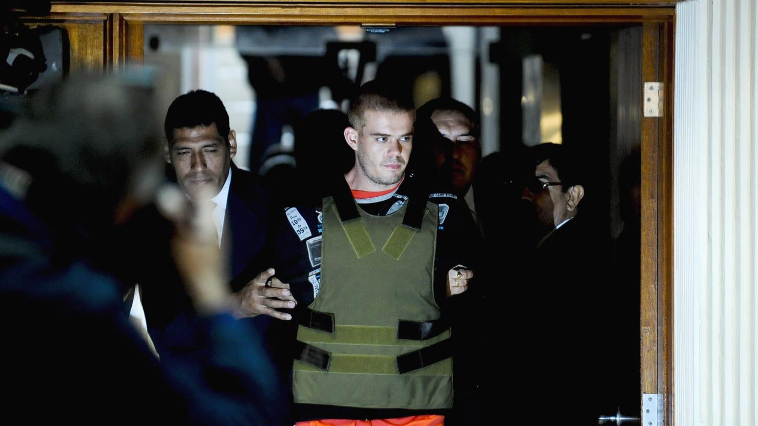Did Joran Van Der Sloot Fake His Prison Shanking?