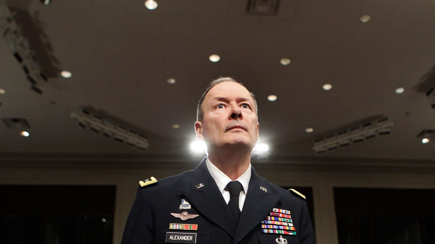NSA Chief Bet Money on AT&T as It Spied on You