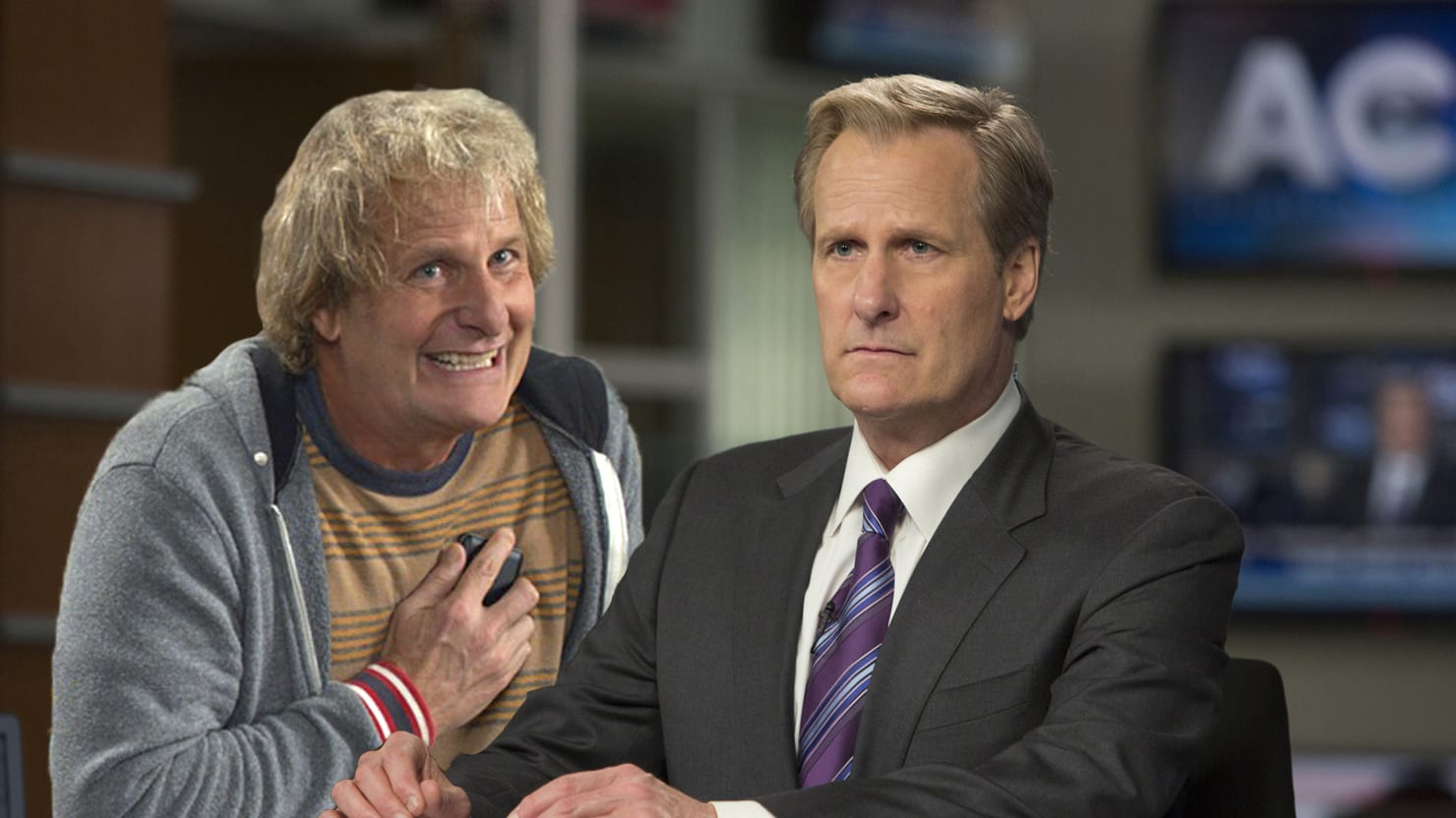 Jeff Daniels Defends Aaron Sorkin and the Dumb and Dumber Toilet