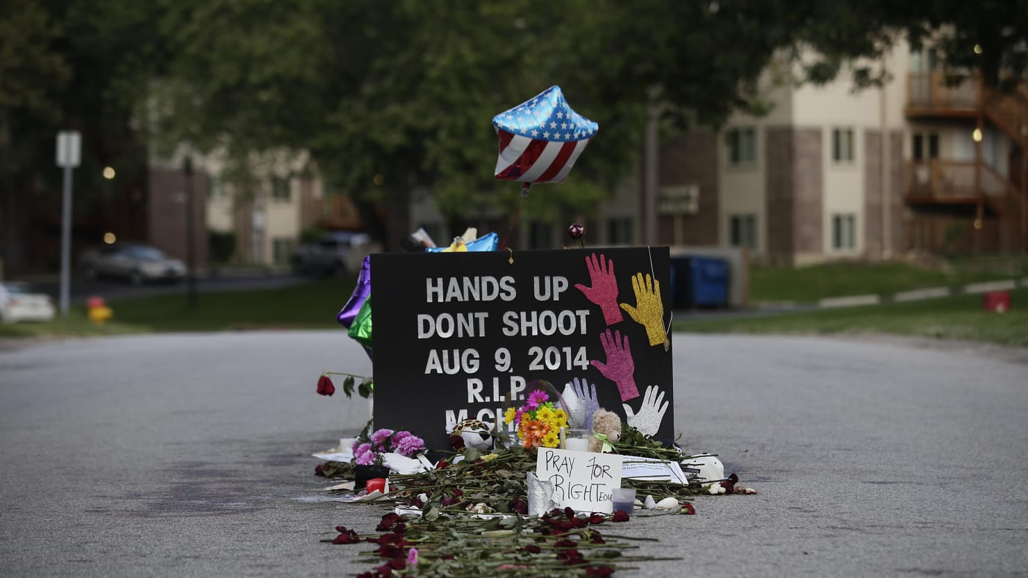 90 Seconds of Fury in Ferguson Are the Key to Making Peace in America