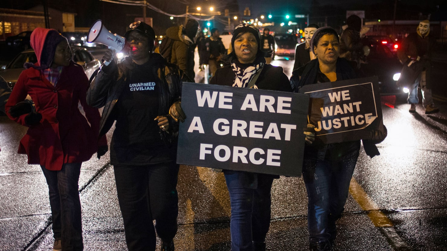 Justice Was Served in Ferguson—This Isn't Jim Crow America