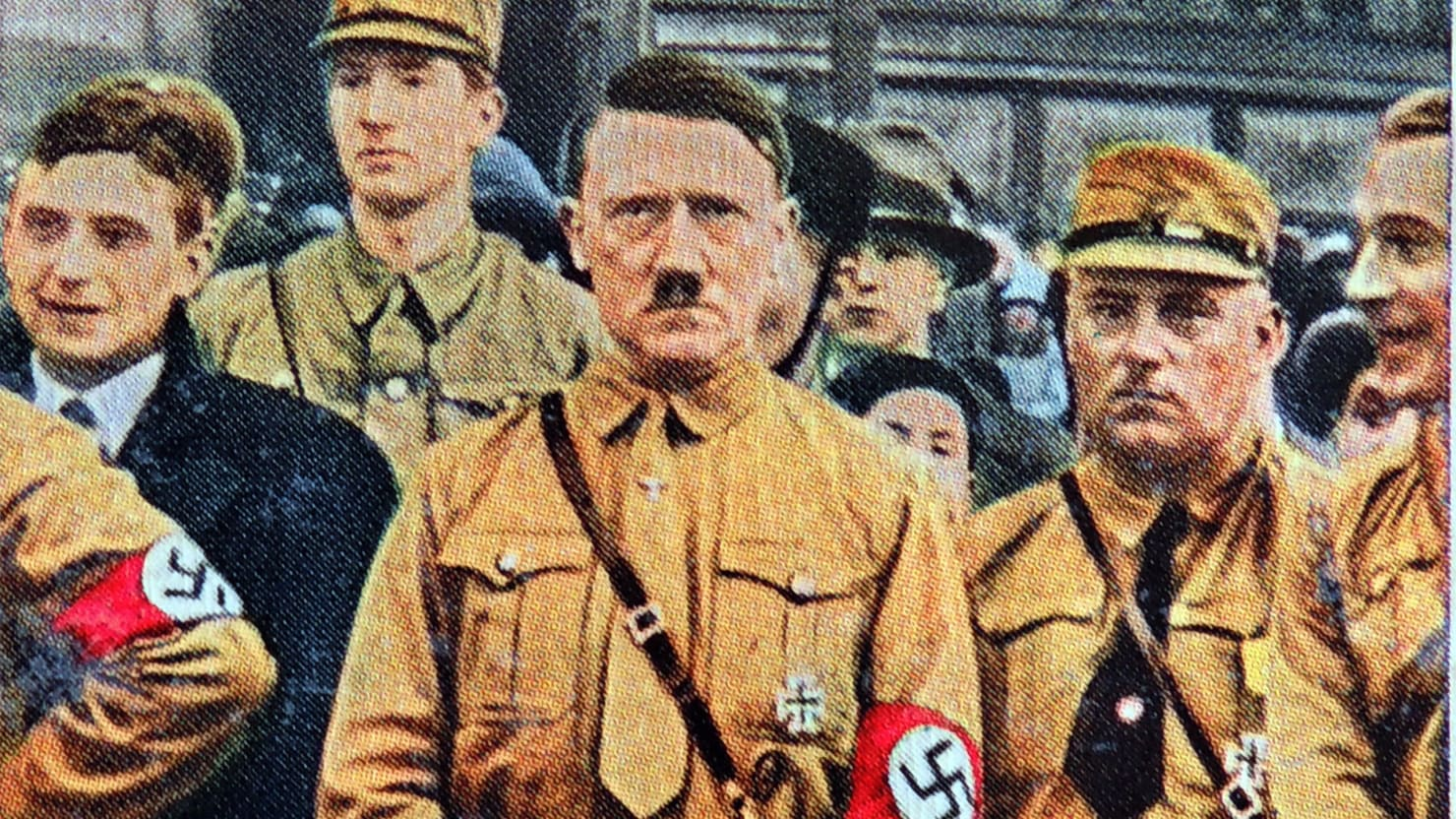 The 20th-Century Dictator Most Idolized by Hitler