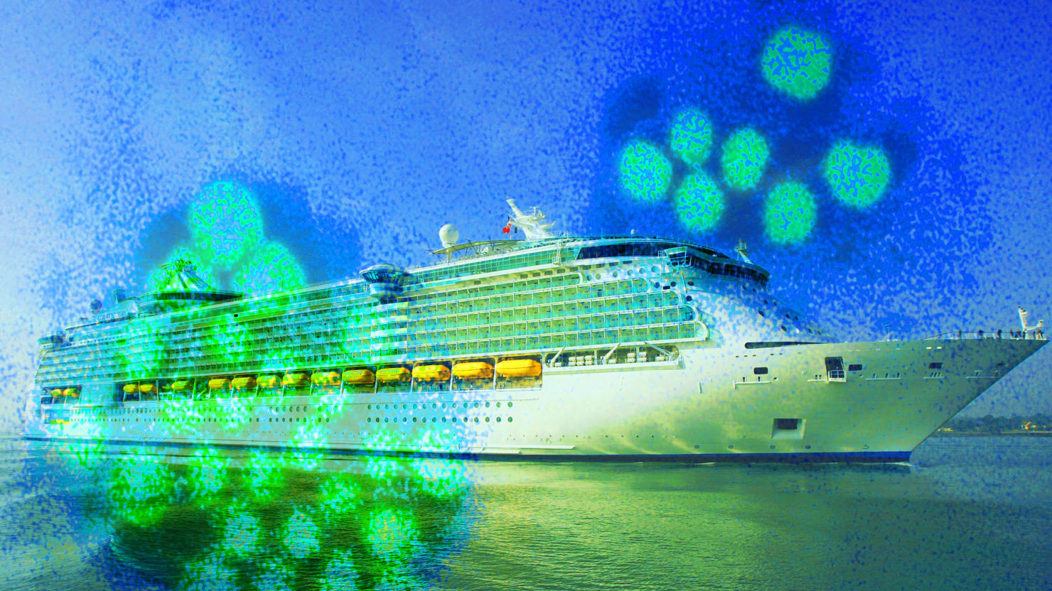 A Doctor Explains Why Cruise Ships Should Be Banned - Cruise ship norovirus