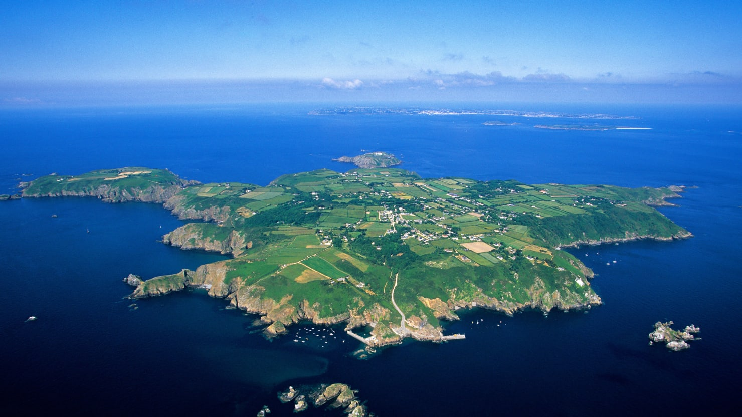 The Crazy Medieval Island of Sark