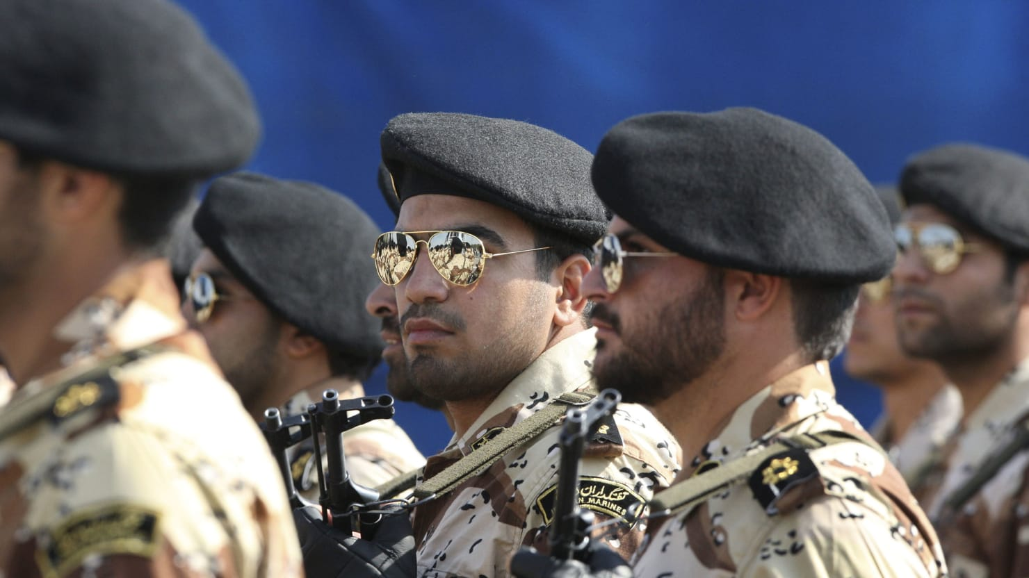 iran orders elite troops lay off us forces in iraq