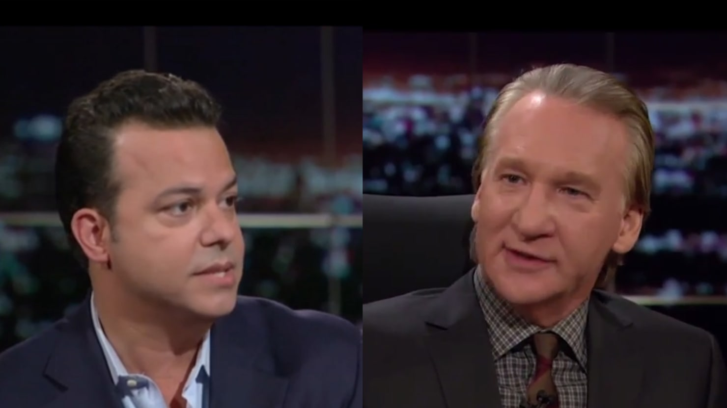 'Real Time' Panel Confronts Maher on Islam