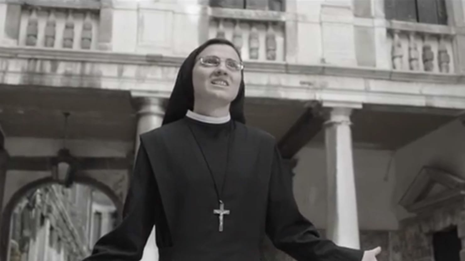 What Does a Pop-Star Nun Sing? Madonna's 'Like A Virgin,' Of Course