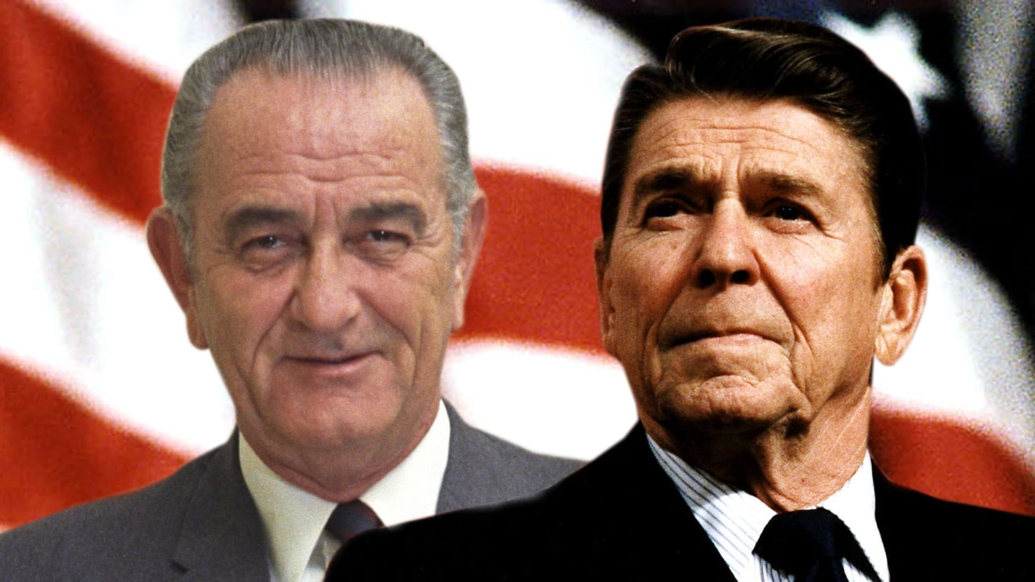 How LBJ and Reagan Wrecked Our Faith in Government
